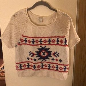 Girls size Large Forever 21 sweater